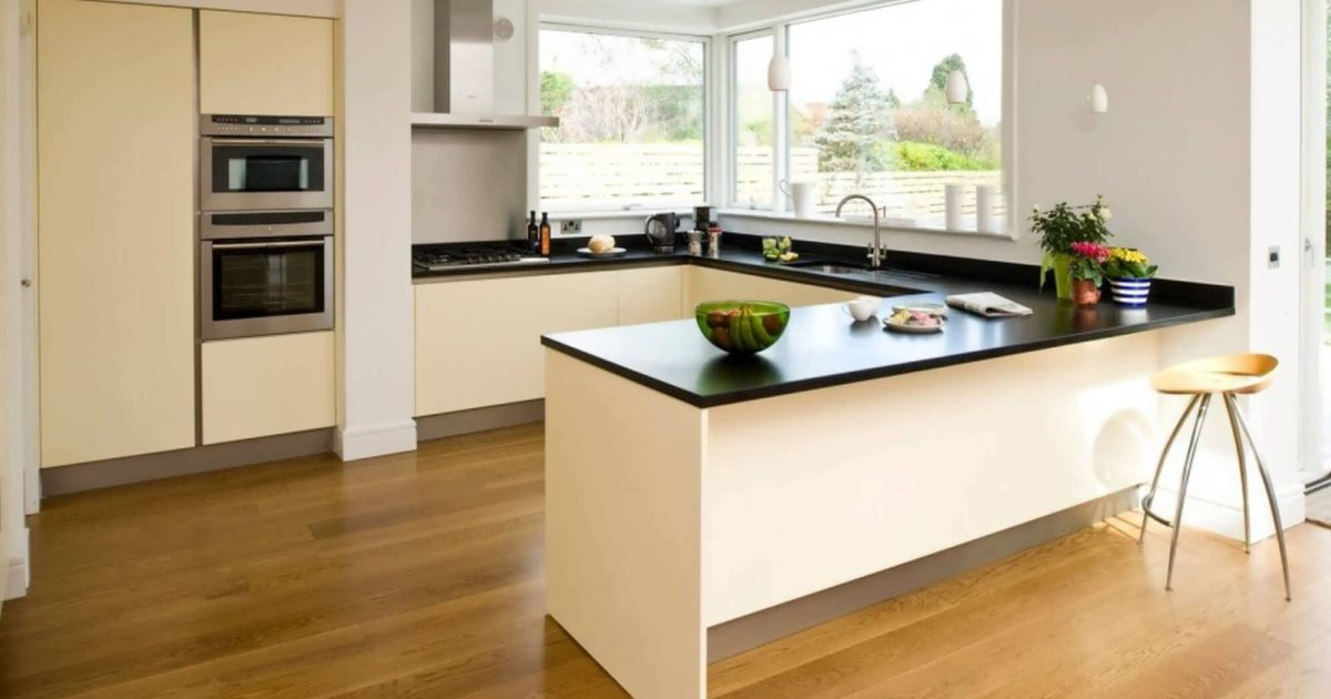Adding Elegance To Kitchen Space With Finest Wood-Mode Cabinets