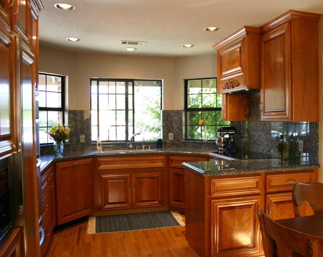 Create More Kitchen Space With Custom Cabinet Designs