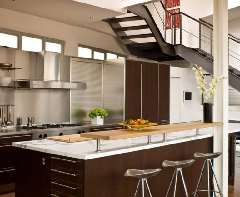 Get An Amped Up Kitchen Interior With Cabinets From Wood-Mode