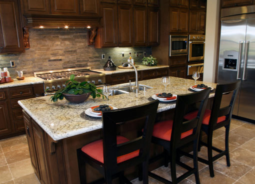 How Can Wood-Mode Cabinets Enhance Your Kitchen Decor?