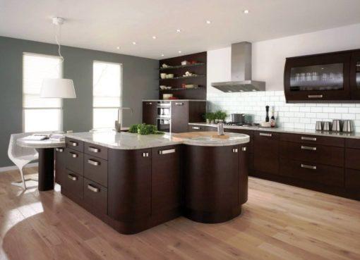 Reinvent New Kitchen Decor Ideas With Custom Cabinet Designs