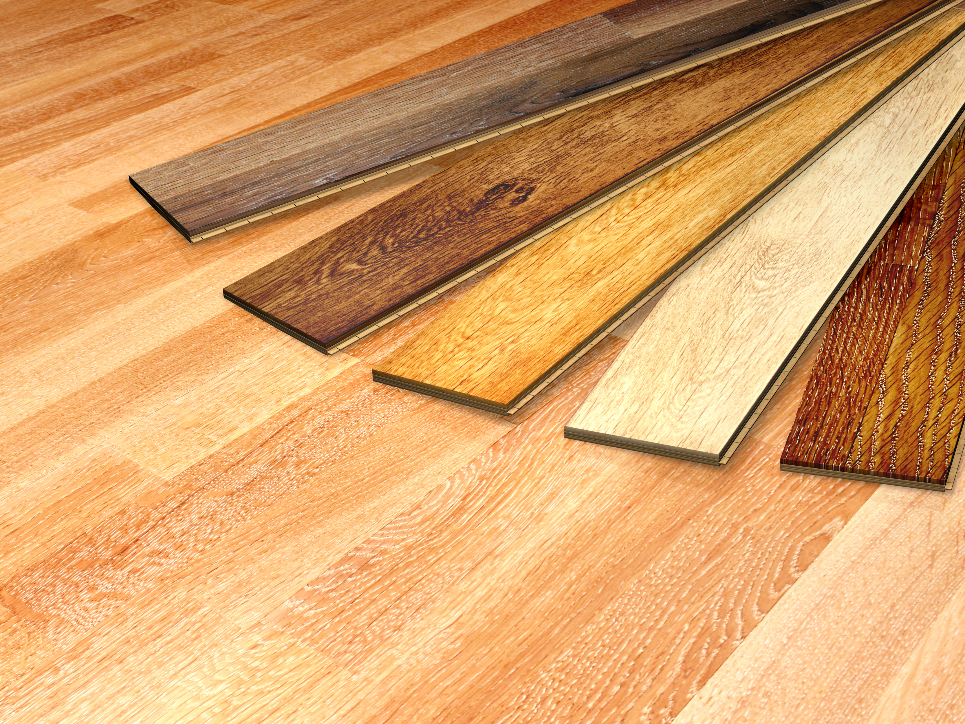 The Benefits of Choosing Solid Wood Flooring