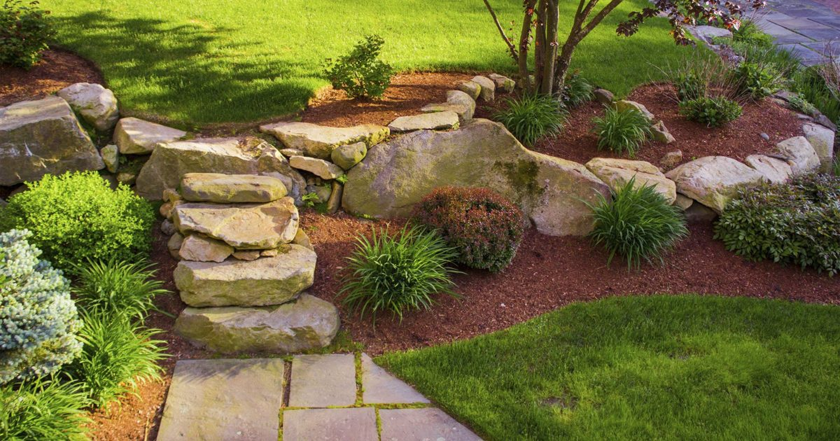 Tips for Lovely Backyard Landscape Designs