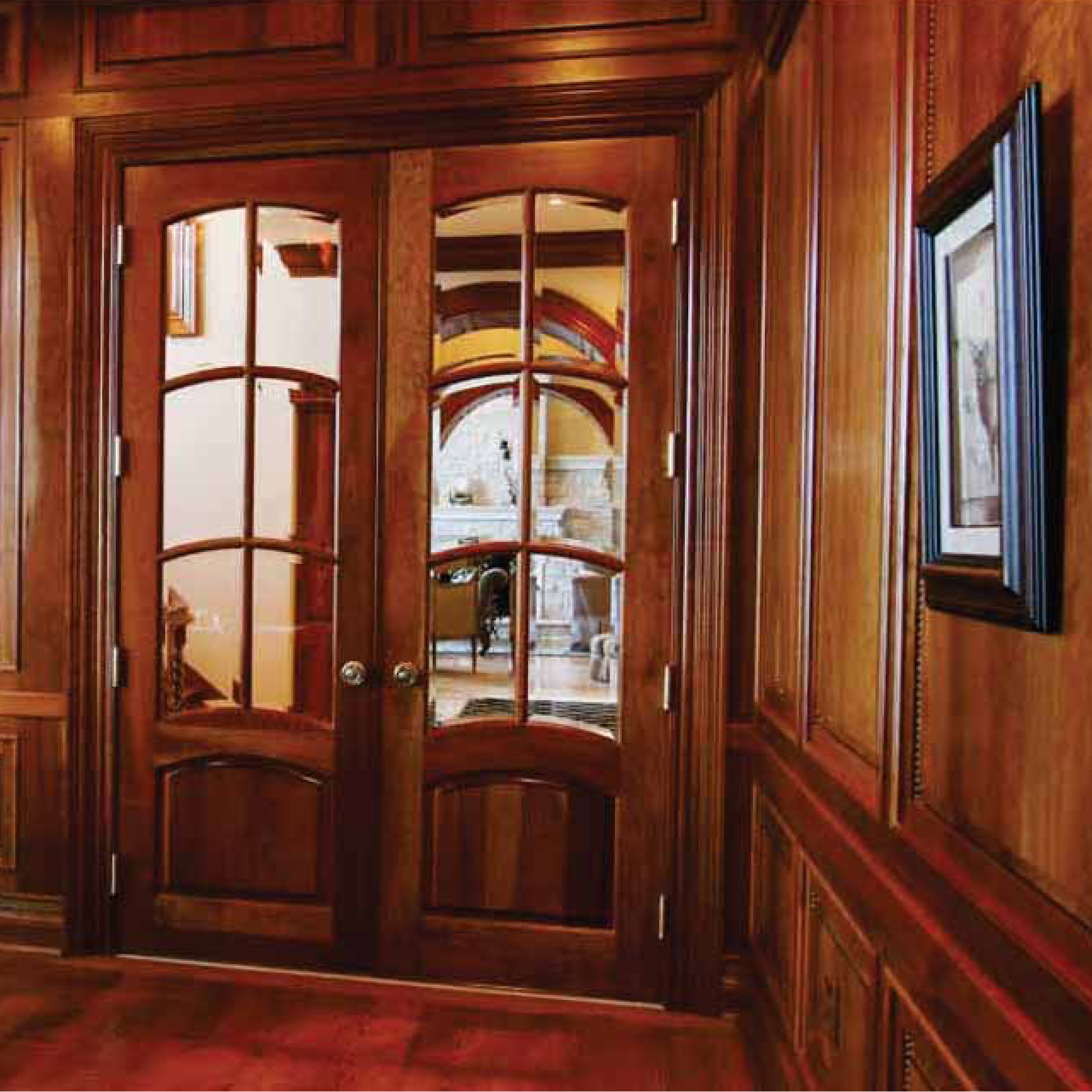 What Makes Single Wooden Doors a Perfect Choice of Your Home Entrance?